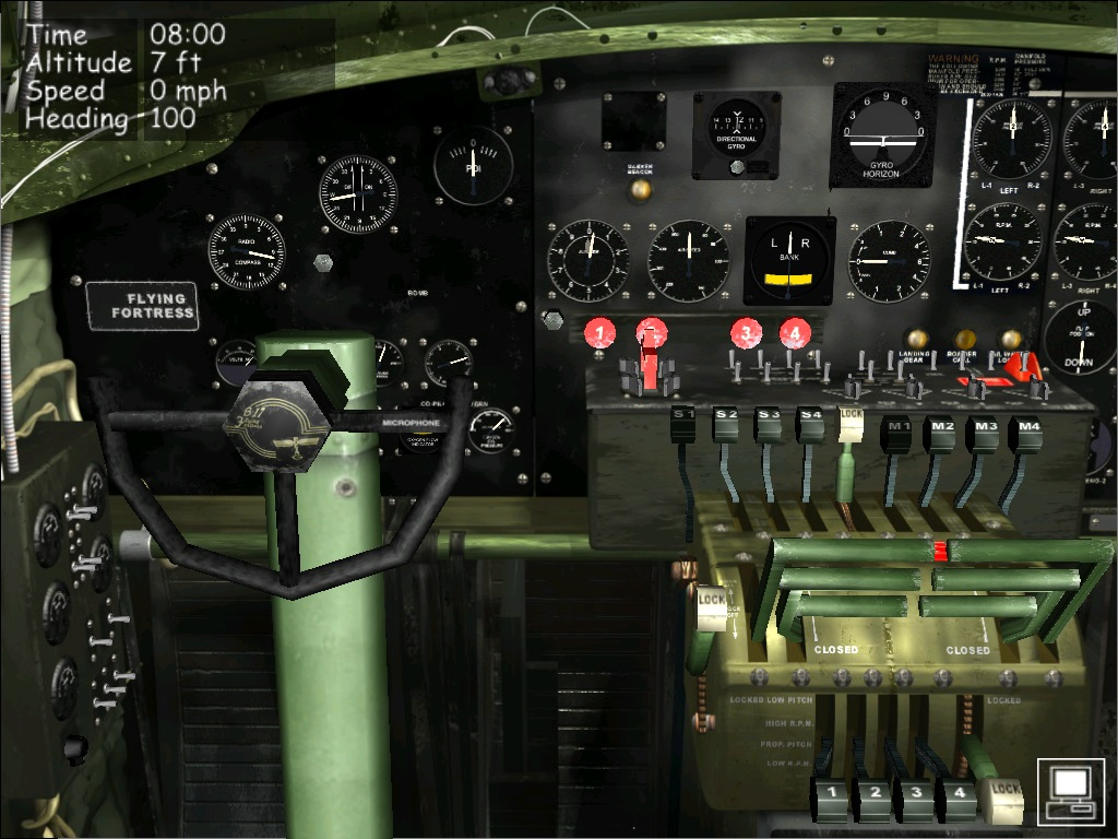 B-17 Flying Fortress: The Mighty 8th screenshot