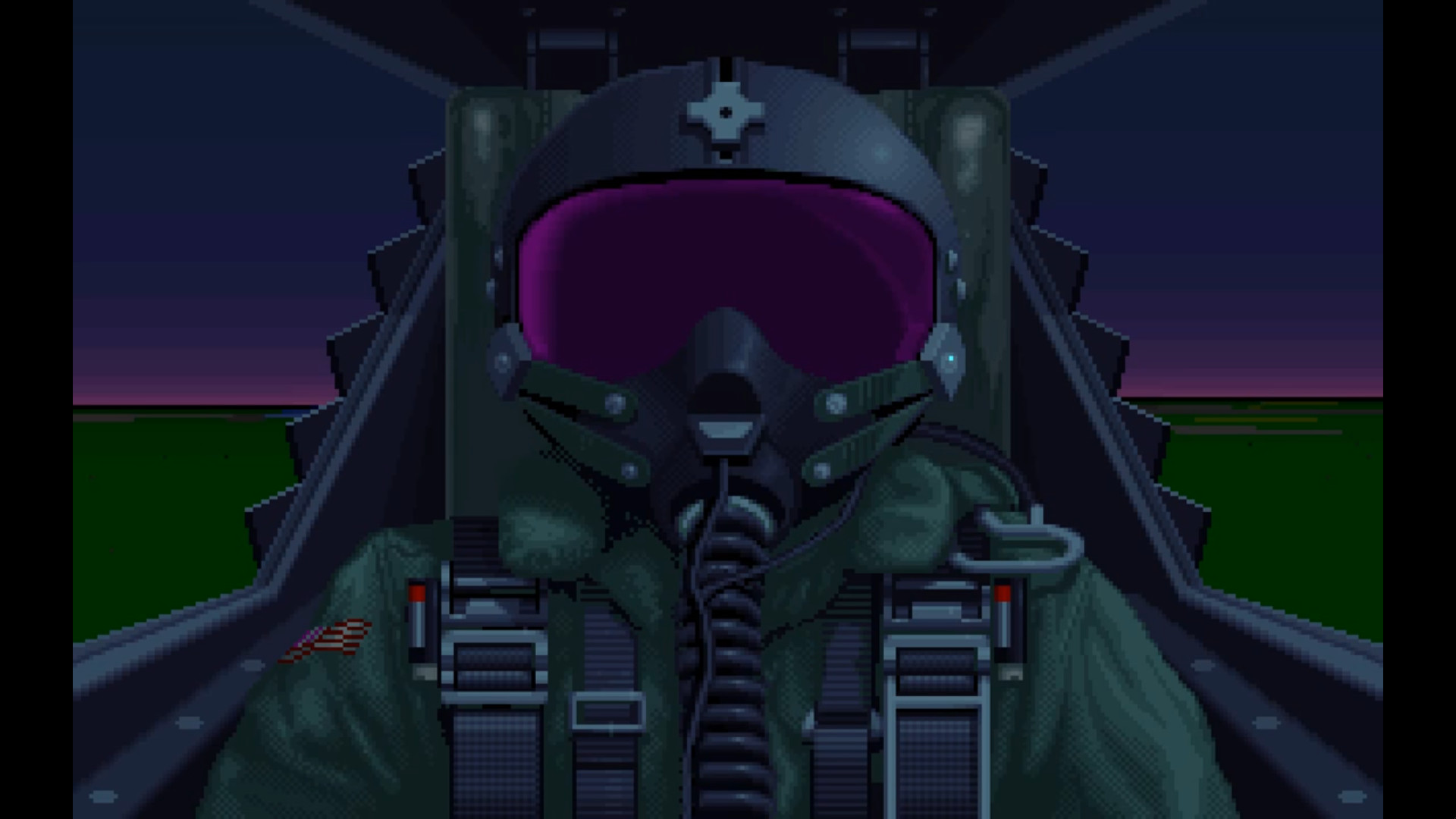 F-117A Nighthawk Stealth Fighter 2.0 screenshot 1