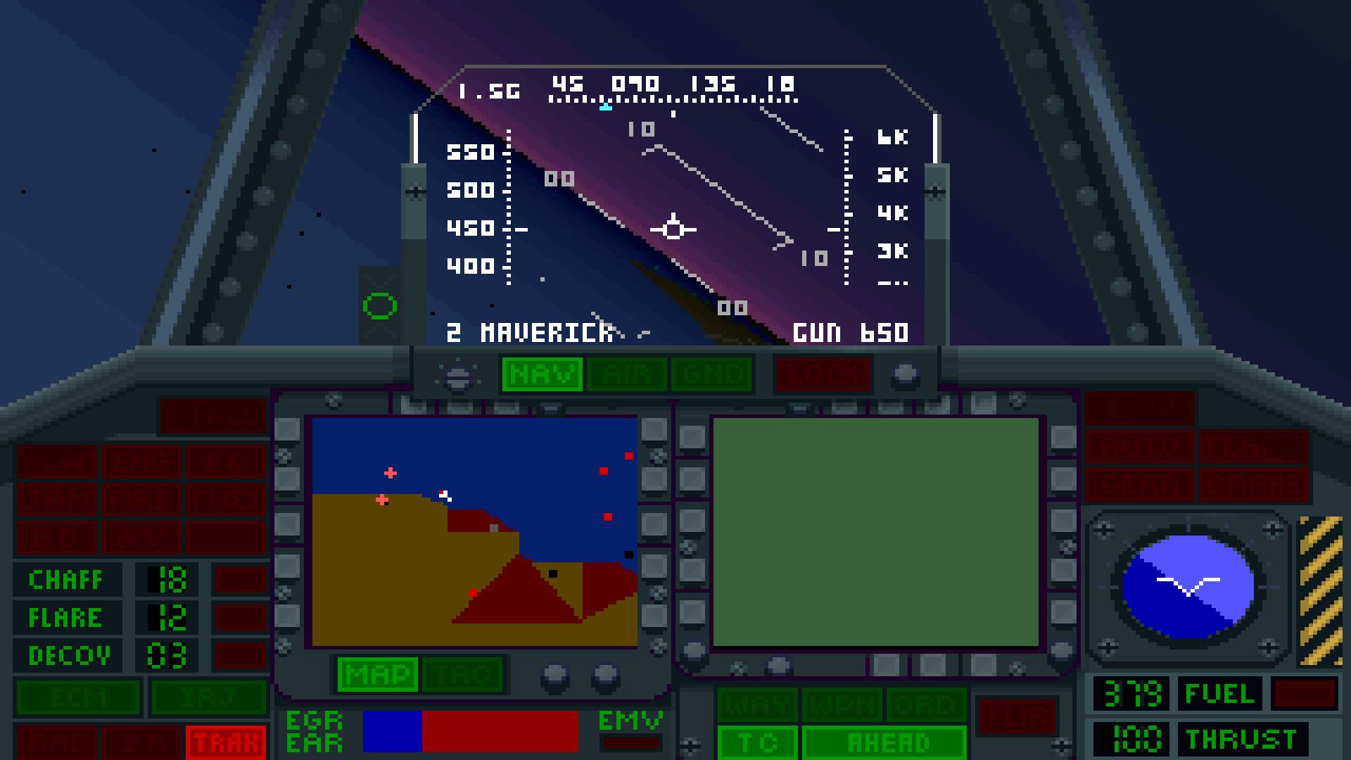 F-117A Nighthawk Stealth Fighter 2.0 screenshot