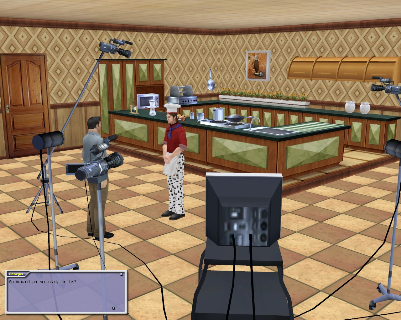 Restaurant Empire II screenshot