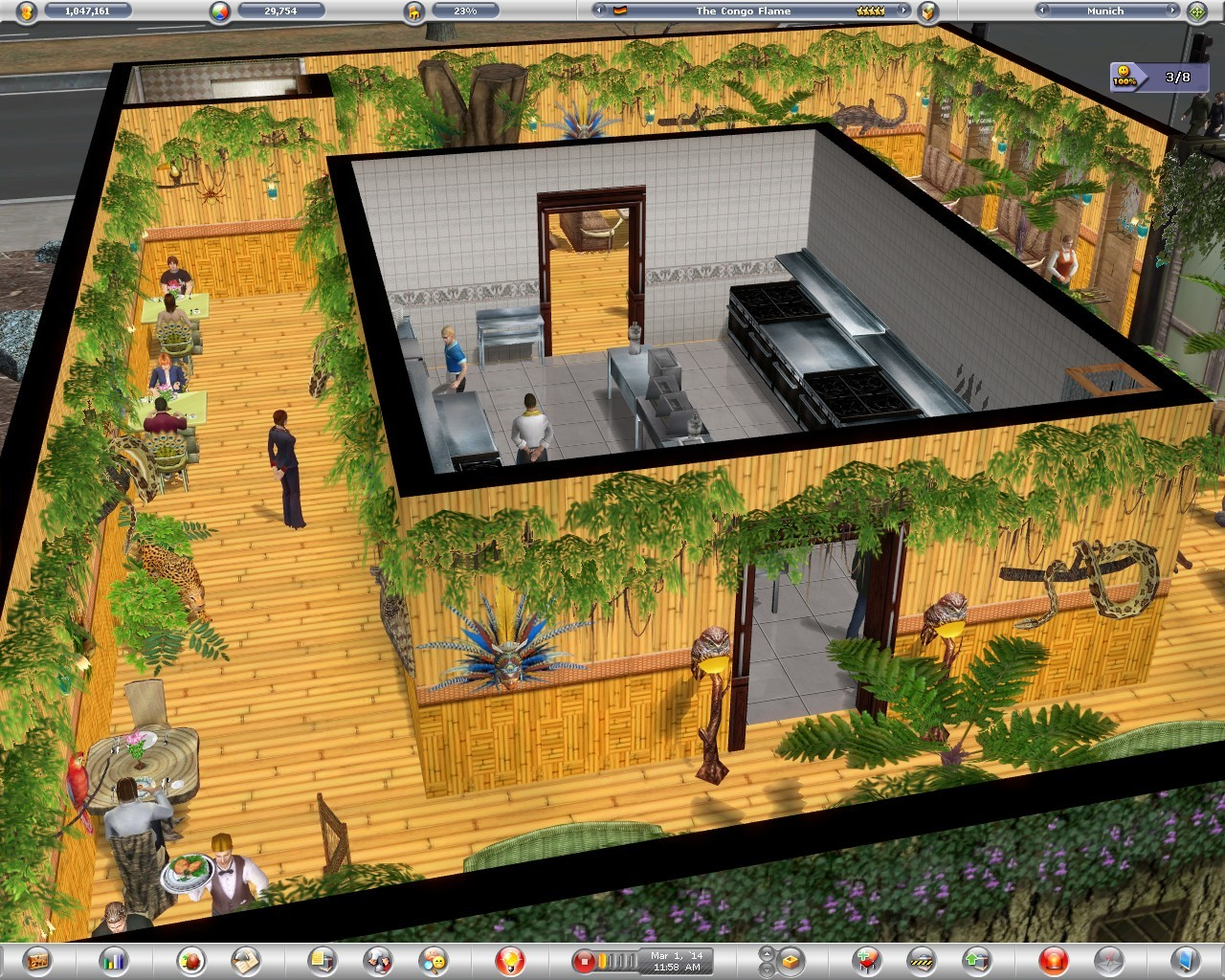 Restaurant Empire II screenshot