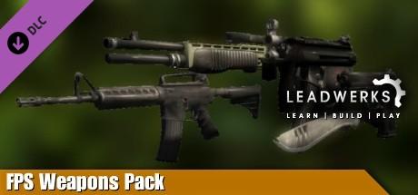 Allgamedeals.com - Leadwerks Game Engine - FPS Weapons Pack - STEAM