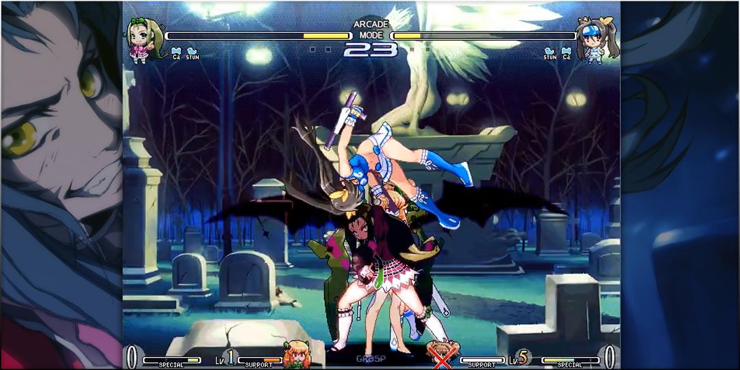 Vanguard Princess Lilith screenshot