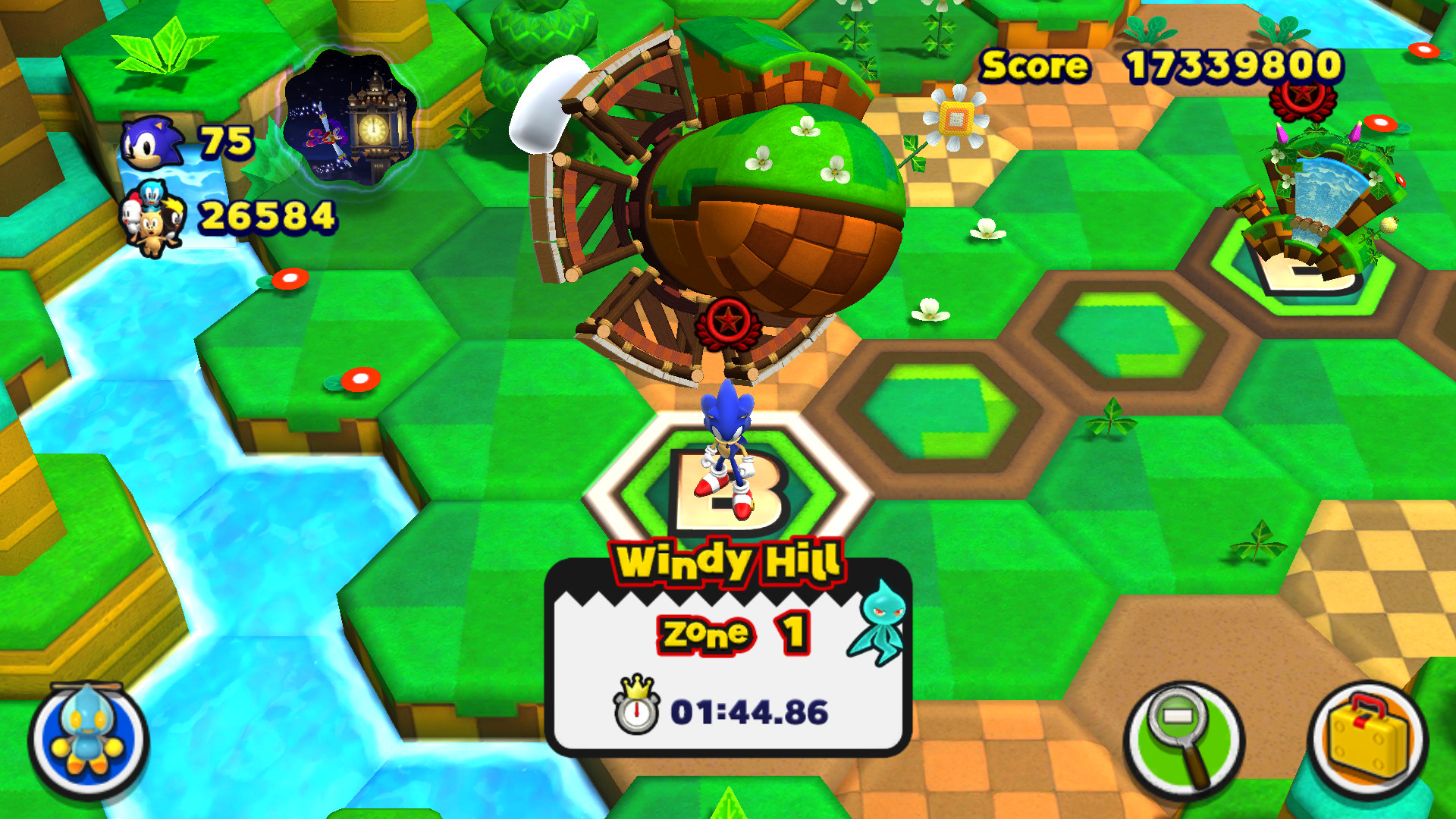 Sonic Lost World image 1