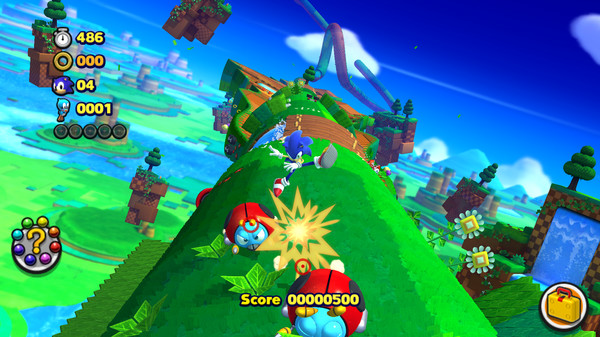 Sonic Lost World (PC) 2015