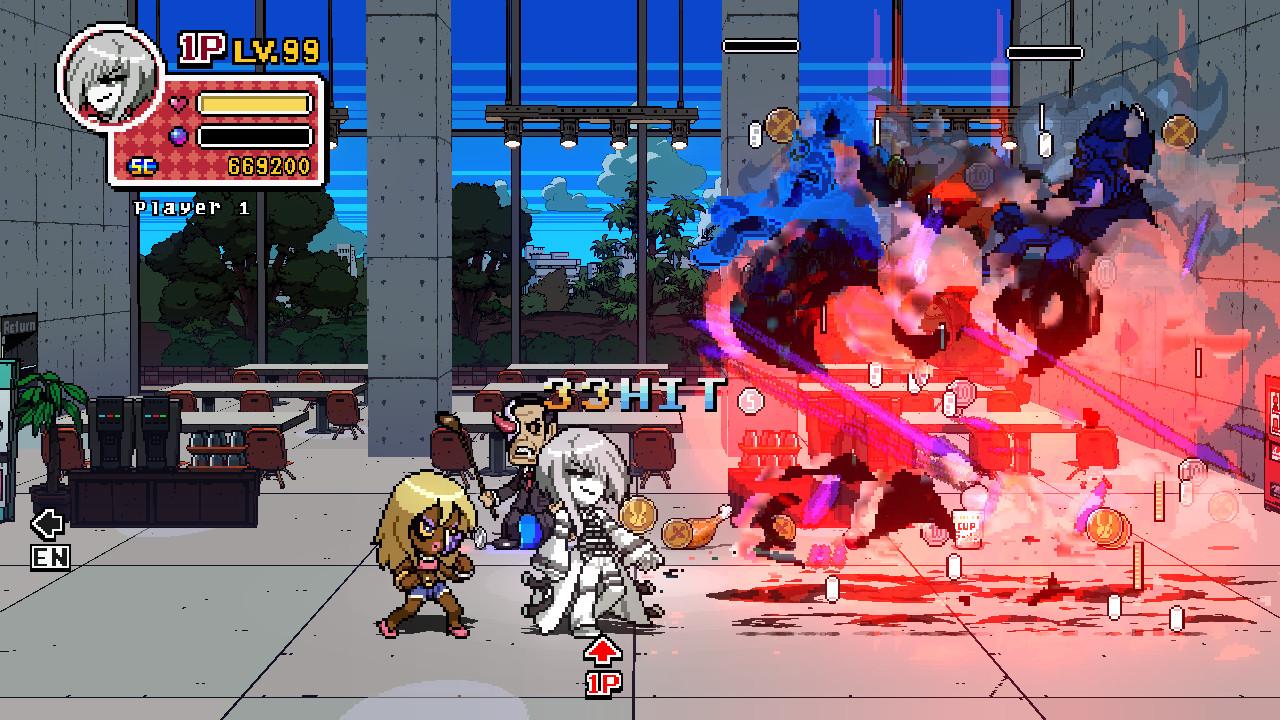 Phantom Breaker: Battle Grounds screenshot