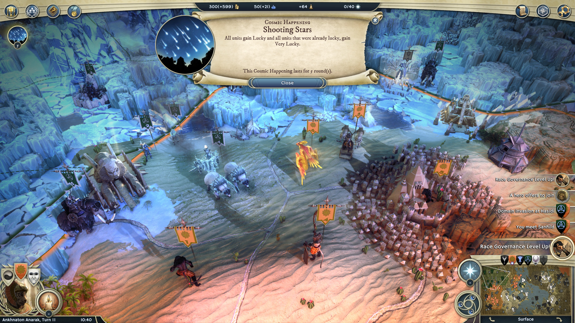 Age of Wonders III - Eternal Lords Expansion screenshot