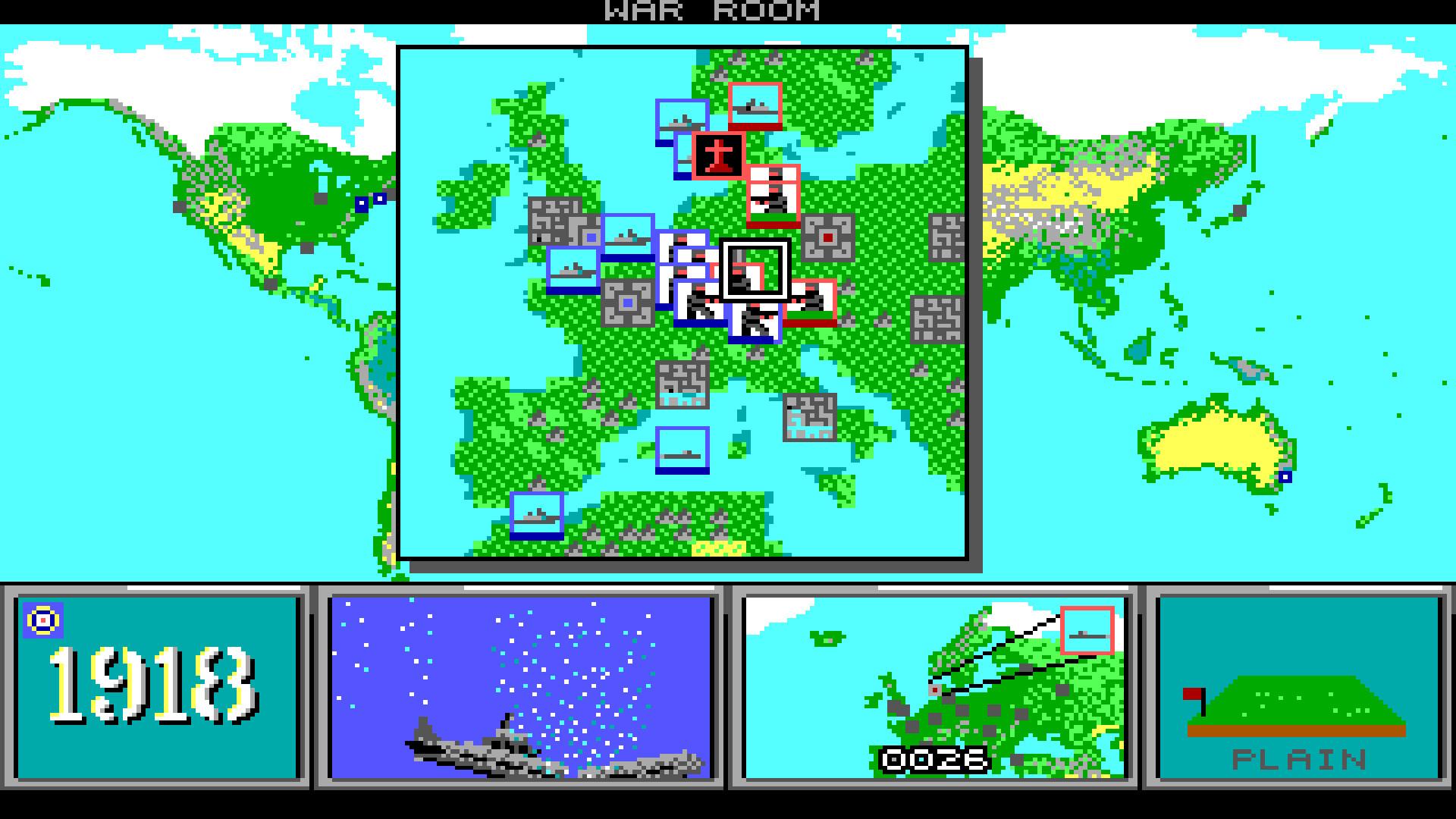 Command HQ screenshot
