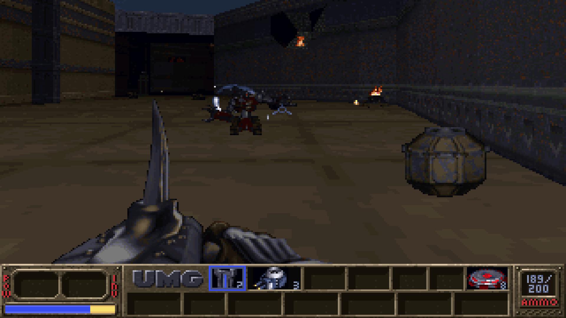 Eradicator screenshot