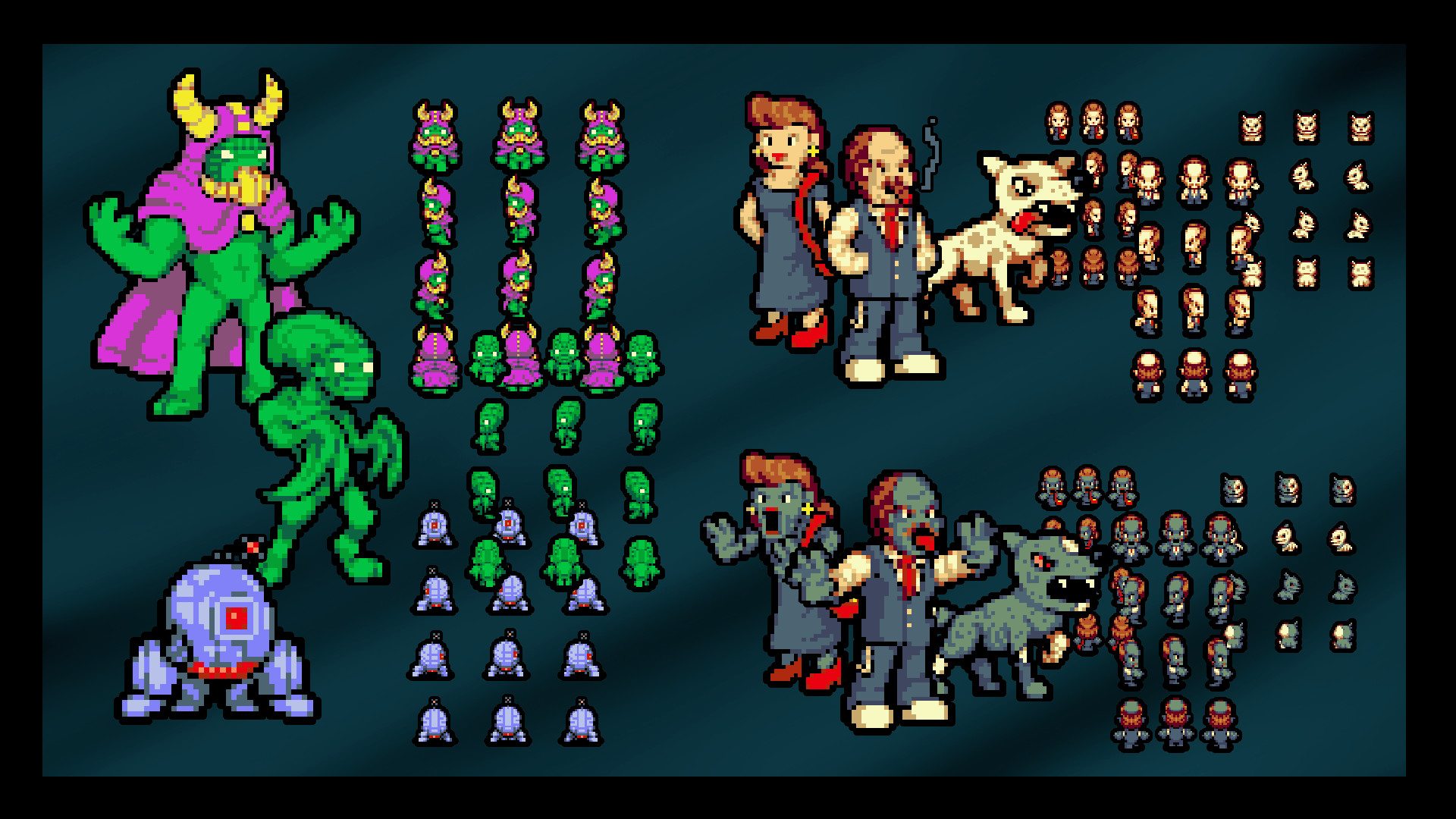RPG Maker VX Ace - Old School Modern Graphics Pack 2 screenshot