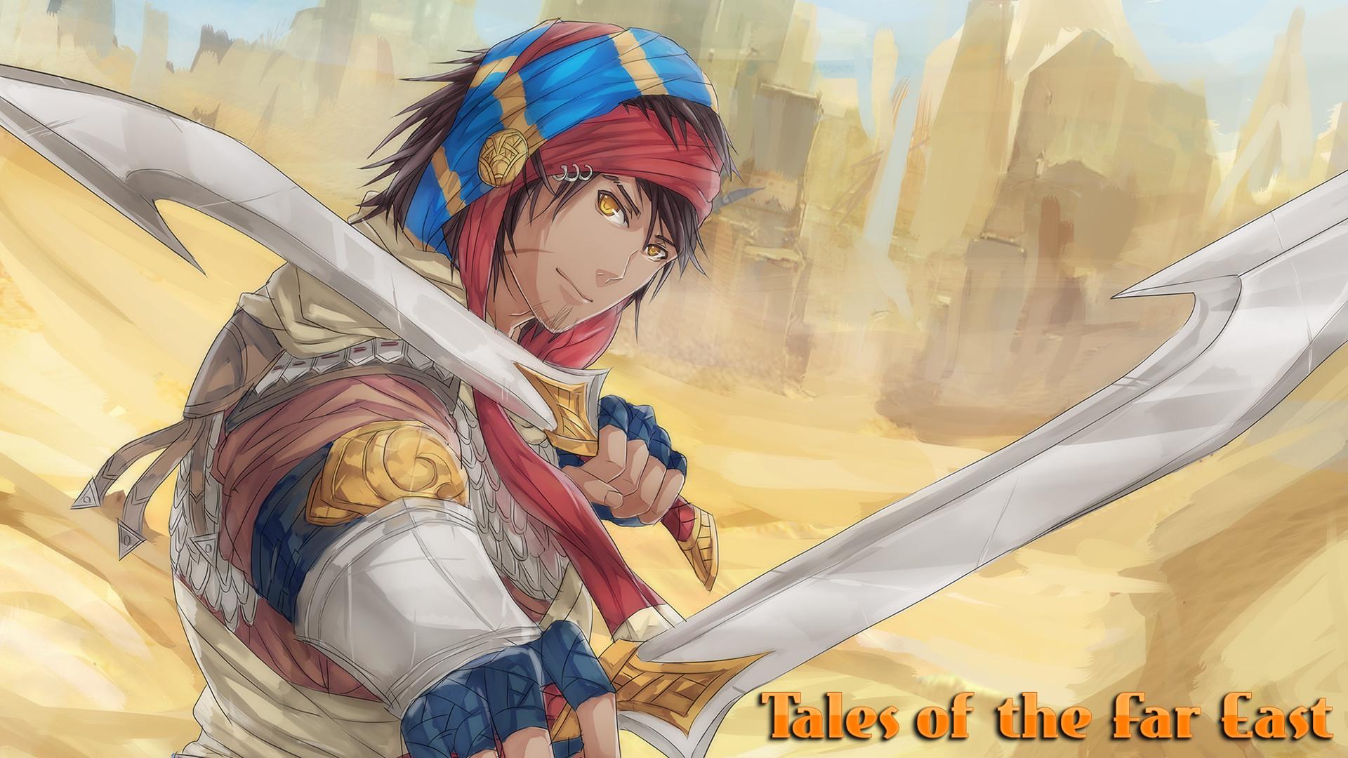 RPG Maker VX Ace - Tales of the Far East screenshot