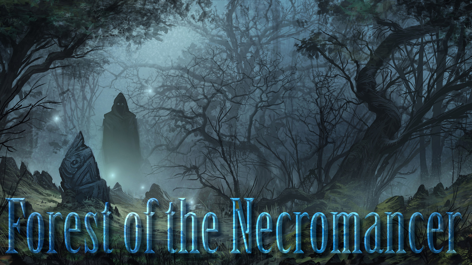RPG Maker VX Ace - Forest of the Necromancer Soundscapes screenshot