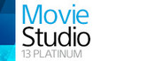 Movie Studio 13 Platinum - Steam Powered