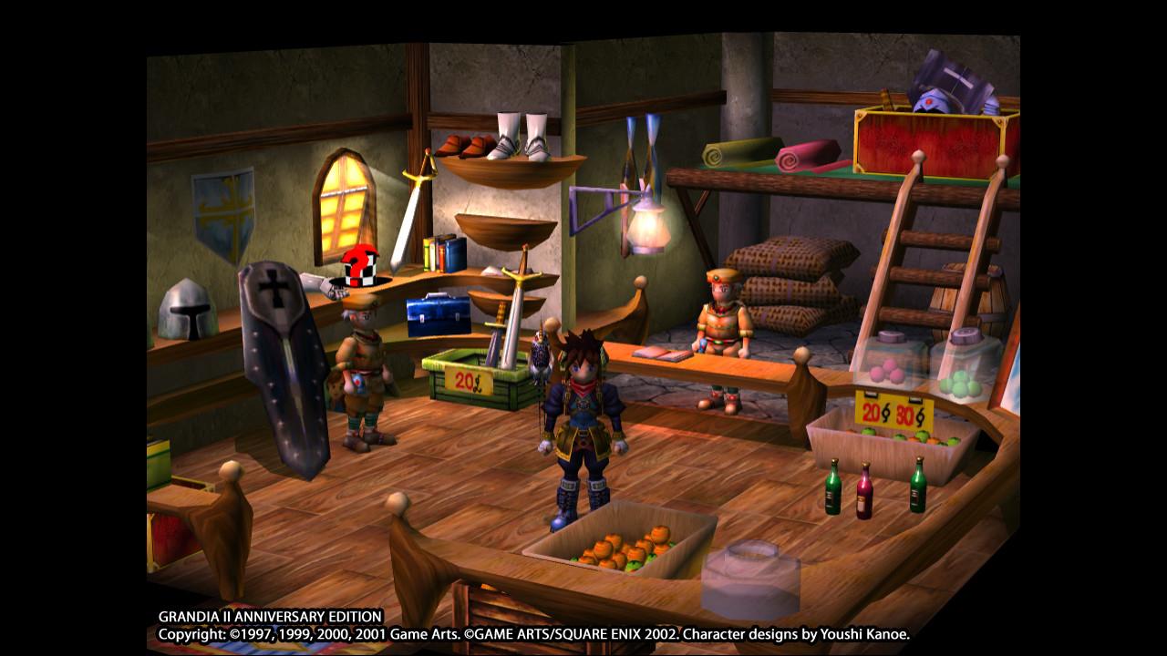 Grandia II Anniversary Edition screenshot 3