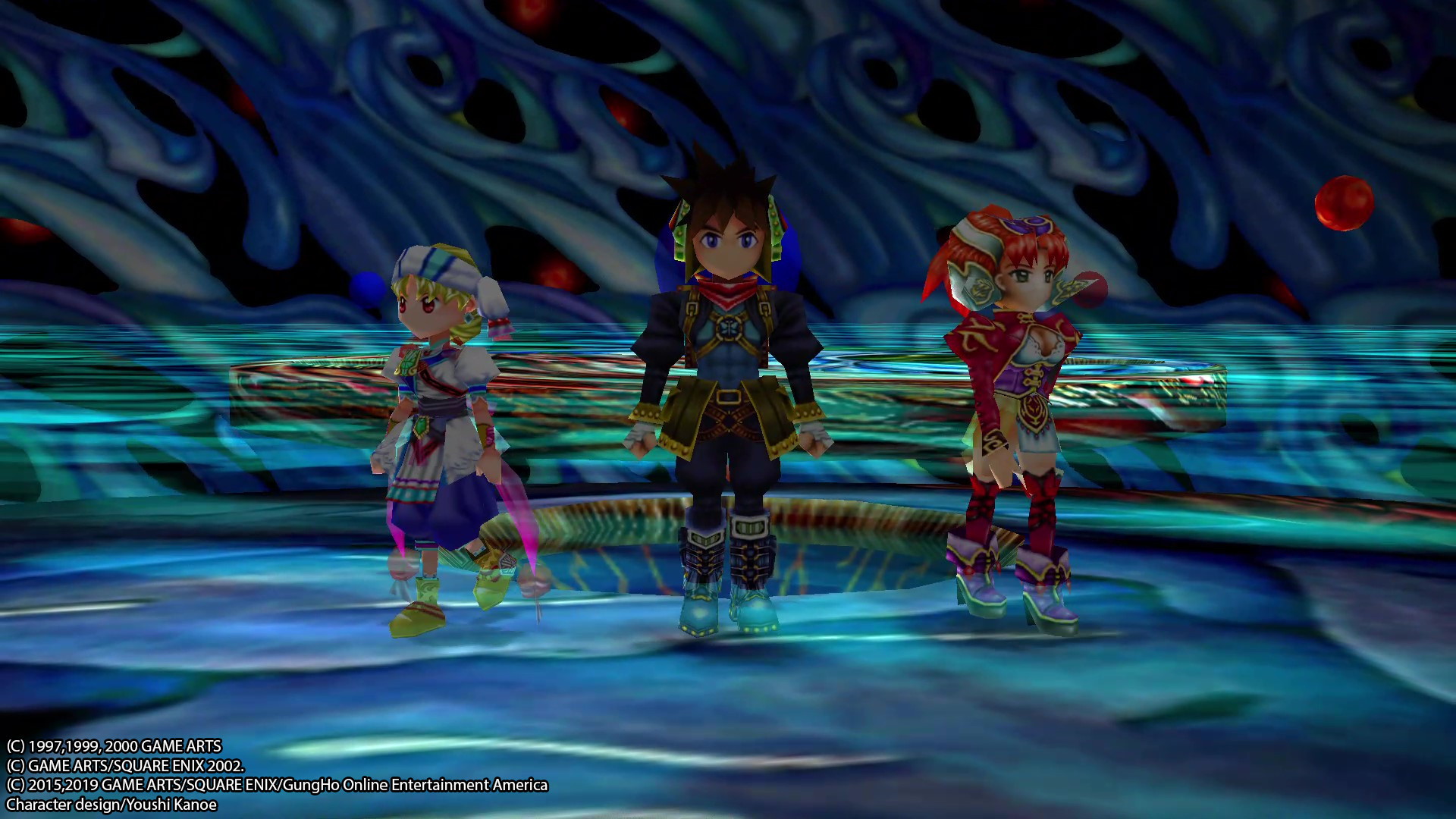 GRANDIA II HD Remaster screenshot