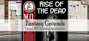 Fantasy Grounds - Call of Cthulhu: Rise of the Dead