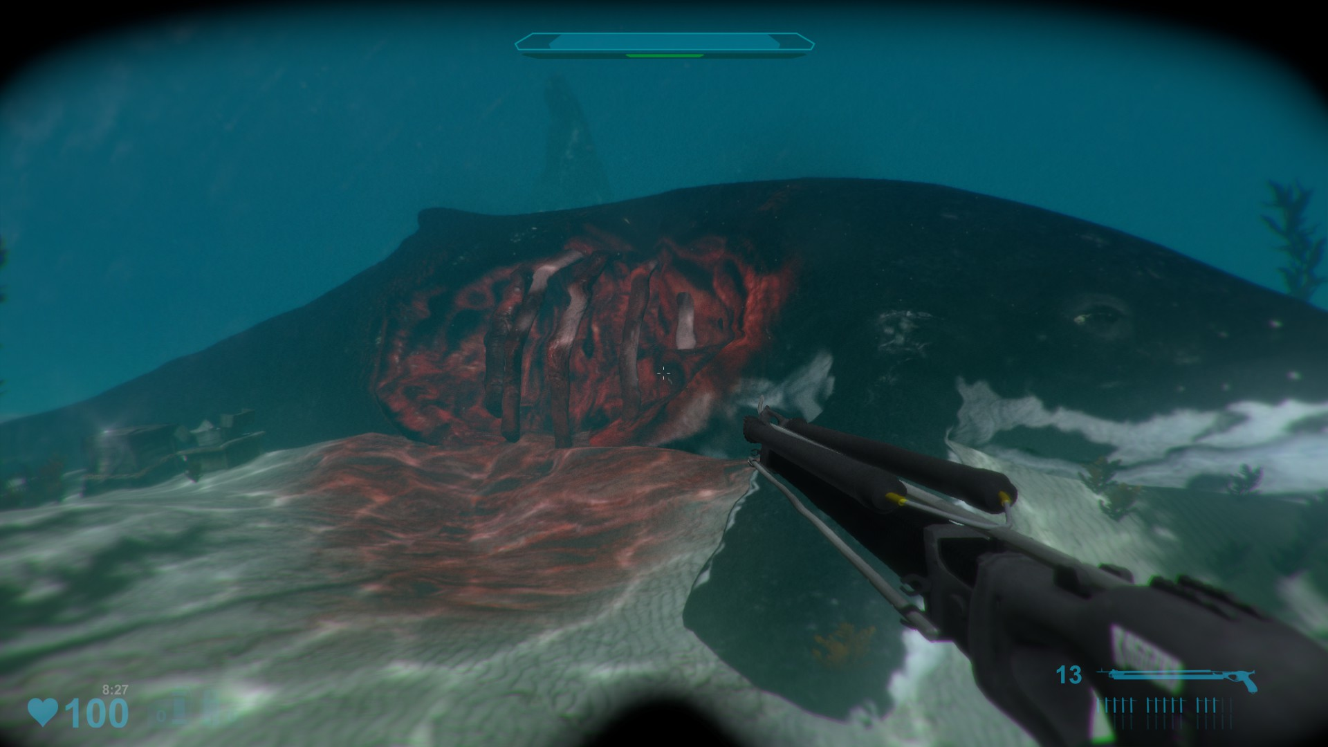 Shark Attack Deathmatch 2 screenshot