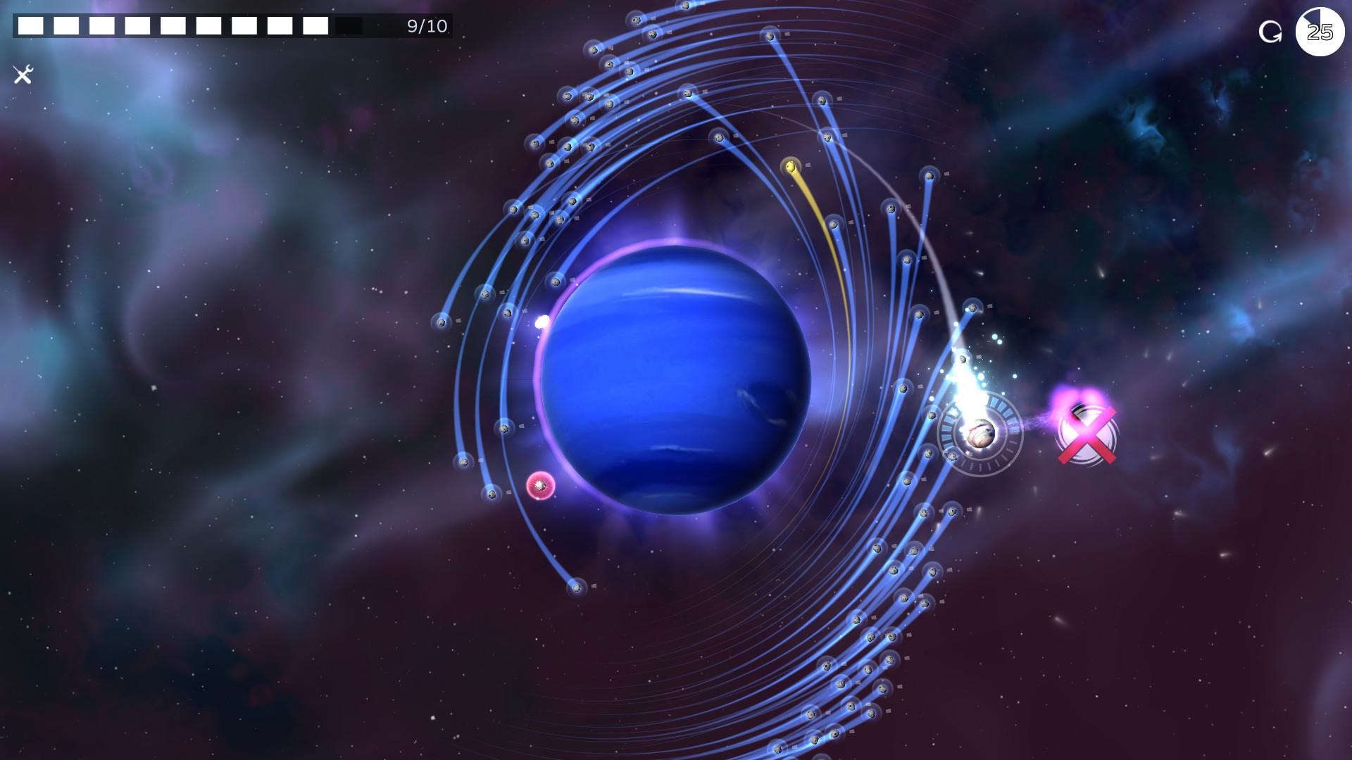 Luna's Wandering Stars screenshot
