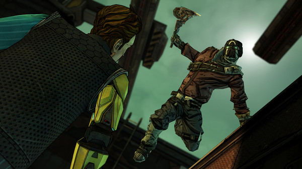 Tales From The Borderlands: Episode 3 (PC) 2015