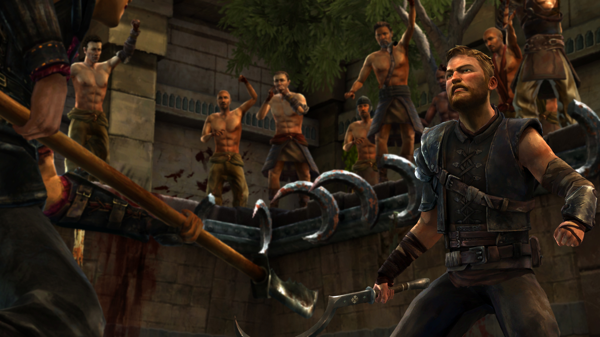 Game of Thrones: A Telltale Games Series screenshot 1