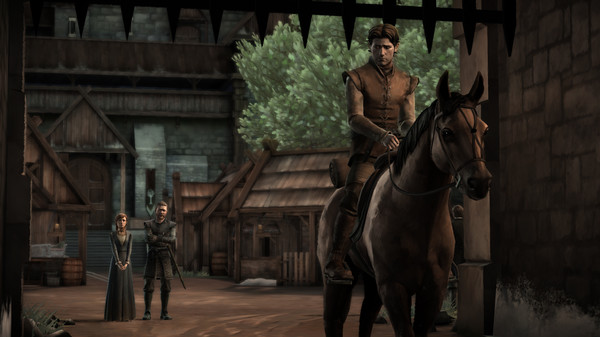 Game Of Thrones A Telltale Games Series: Episode 1 (PC) 2014