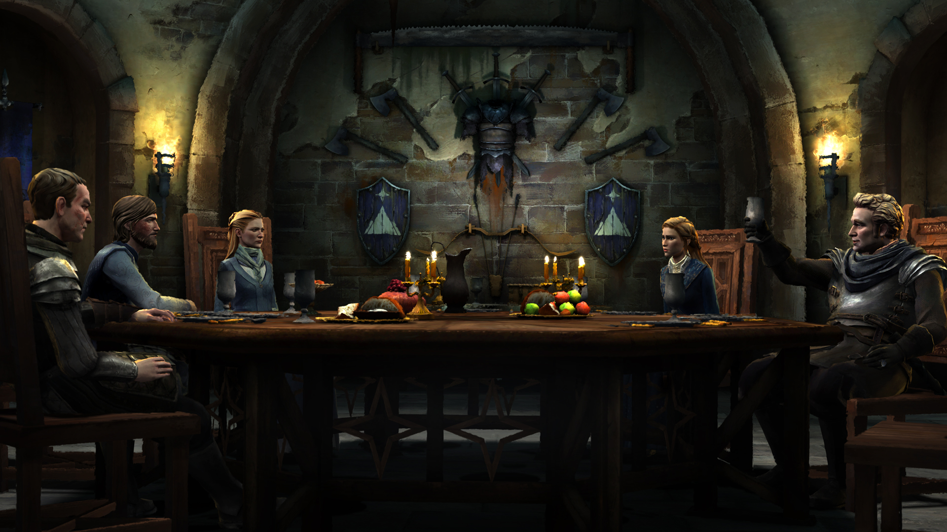 Game of Thrones - A Telltale Games Series image 3