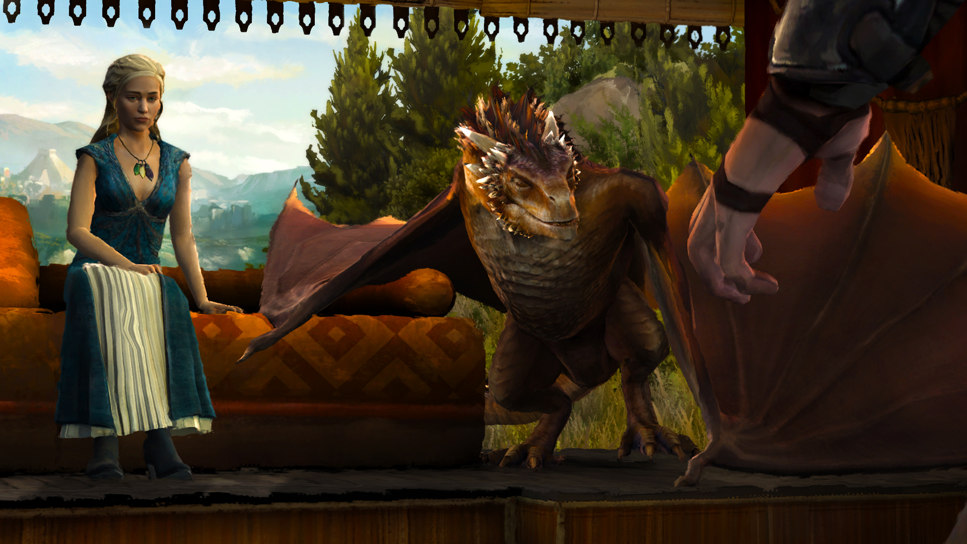 Game of Thrones - A Telltale Games Series image 2