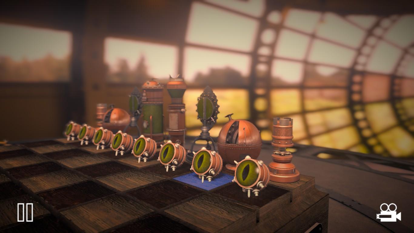 Pure Chess - Steampunk Game Pack screenshot