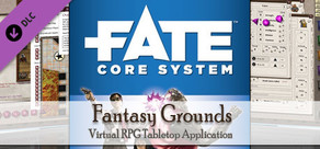 Fantasy Grounds - FATE Core Ruleset