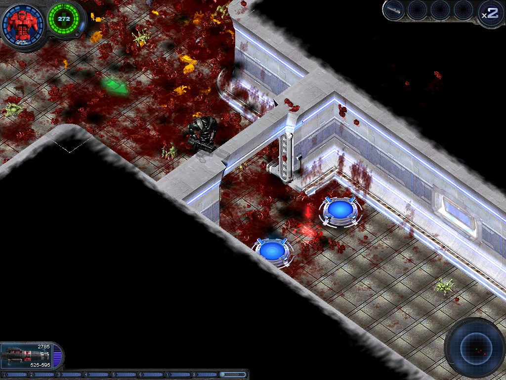 Alien Shooter: Revisited screenshot