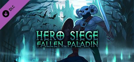 Hero Siege - Fallen Paladin (Class)
