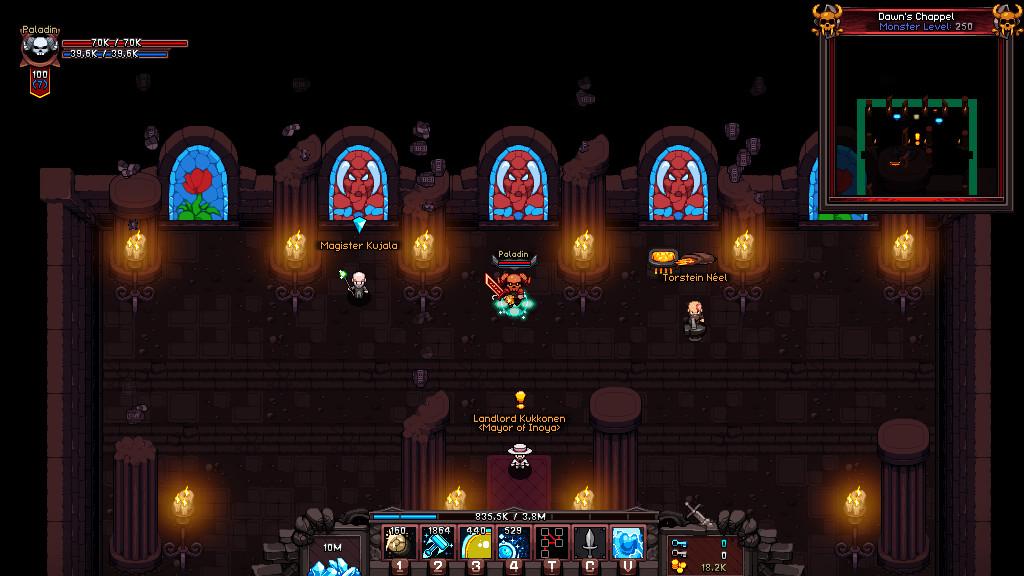 Hero Siege - Avenger Paladin (Class + Skin) screenshot