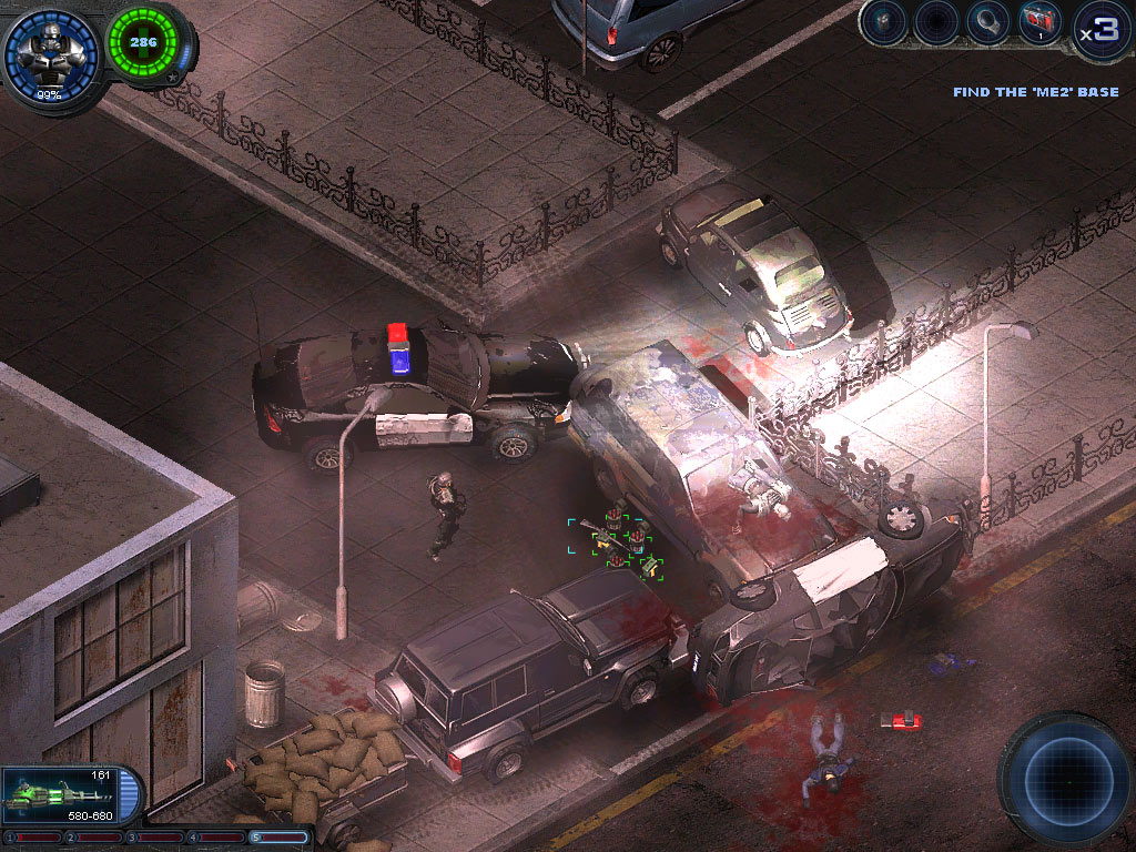Alien Shooter 2: Reloaded screenshot