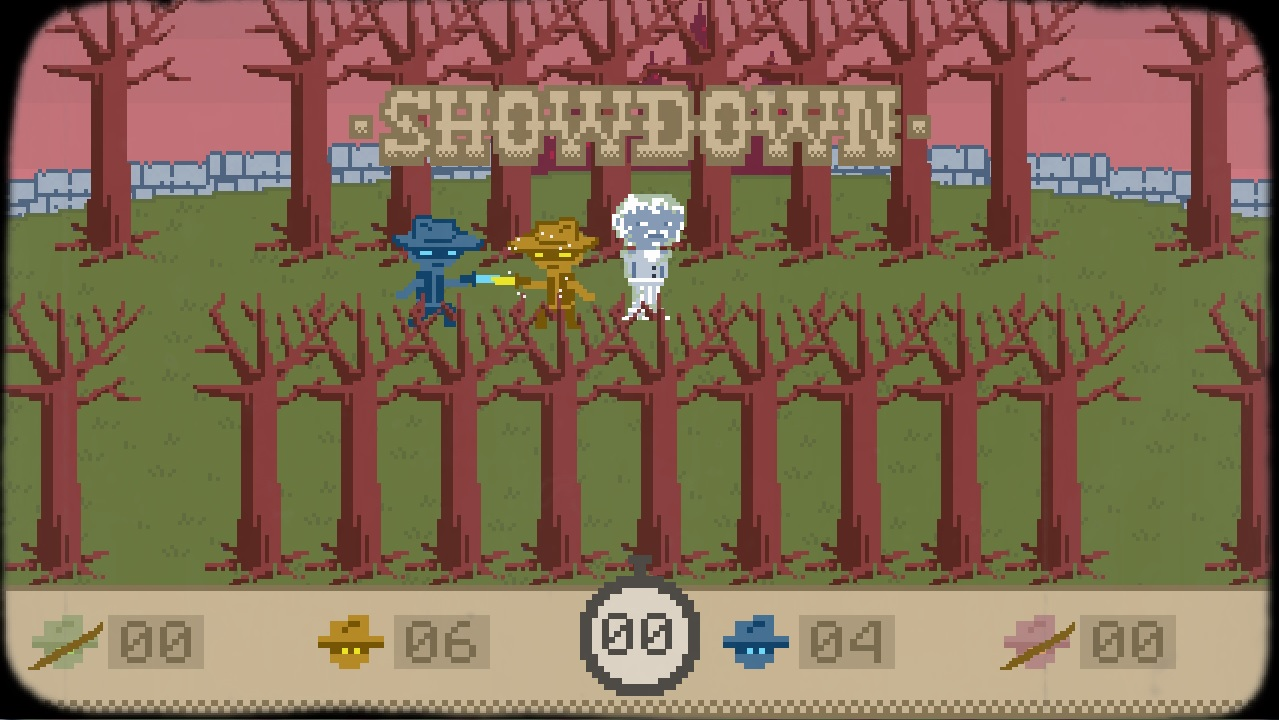 Thief Town screenshot