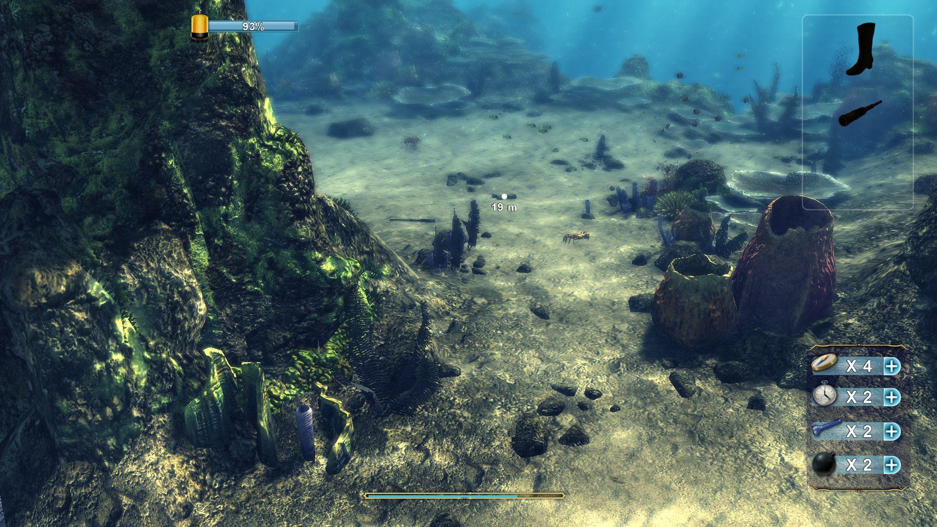 Depth Hunter 2: Scuba Kids - Hidden Treasures screenshot