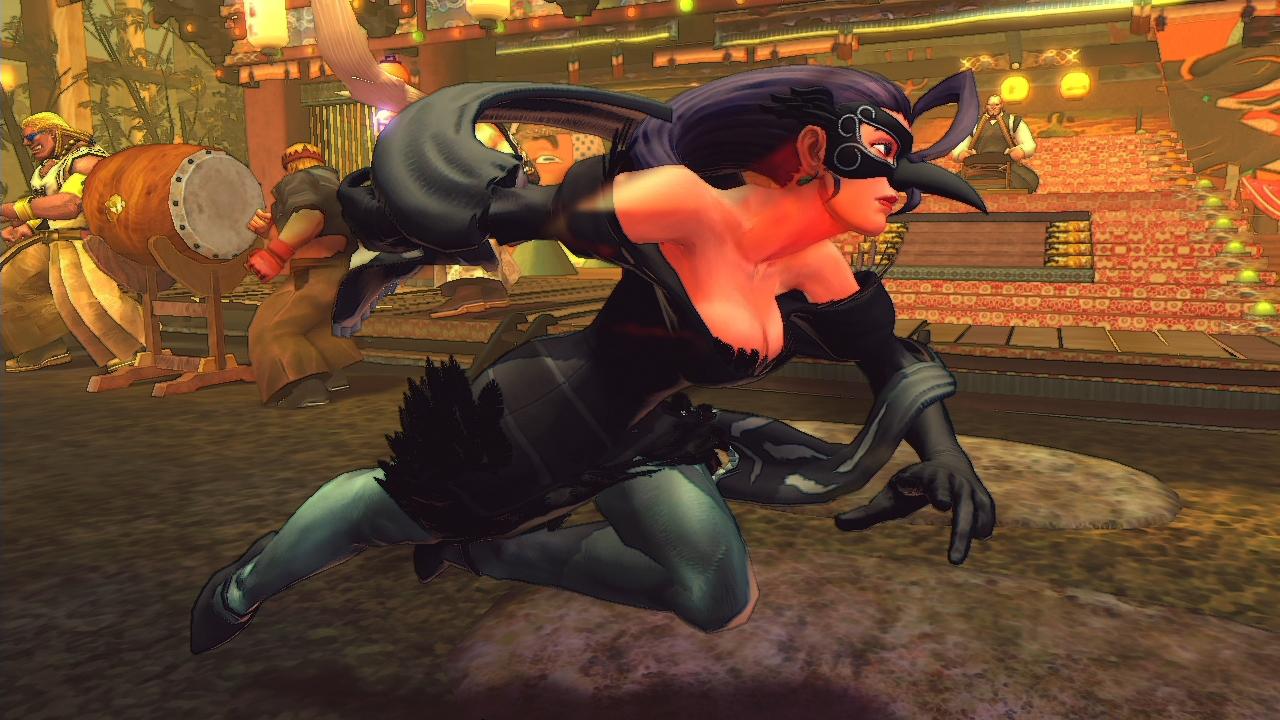 USFIV: Femme Fatale Wild Pack screenshot