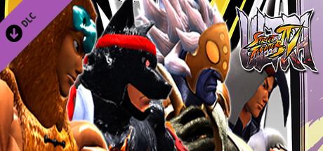 USFIV: Arcade Challengers Wild Pack