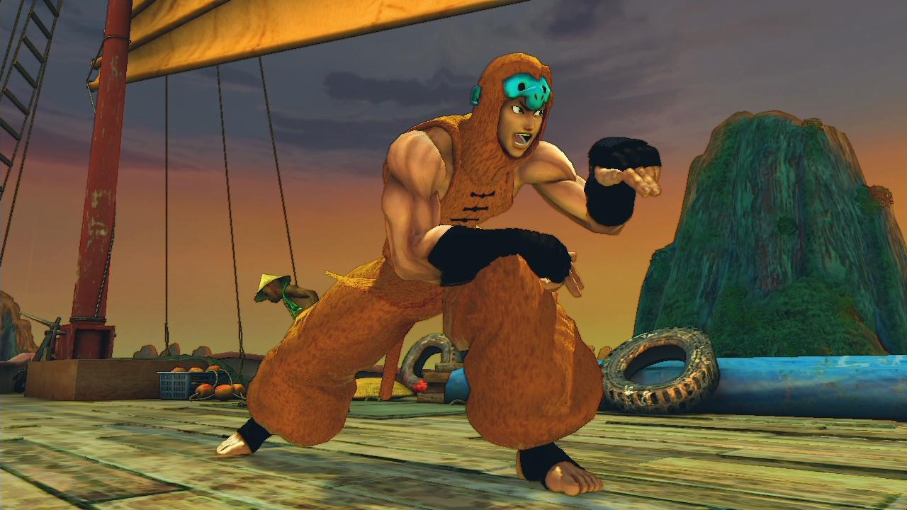 USFIV: Arcade Challengers Wild Pack screenshot