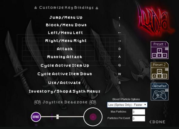 Luna: Shattered Hearts: Episode 1 screenshot