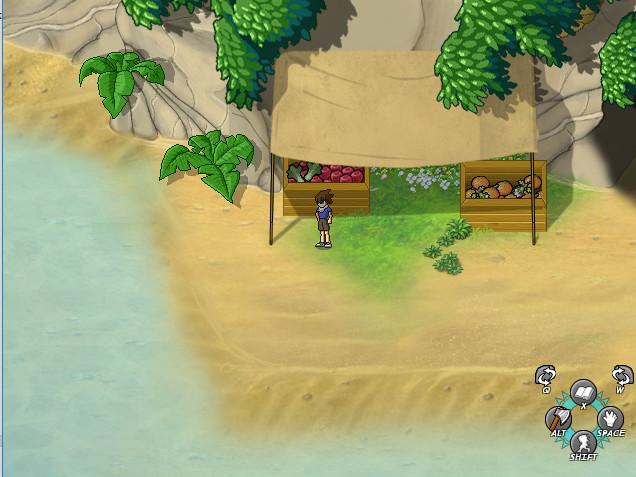 Toby's Island screenshot