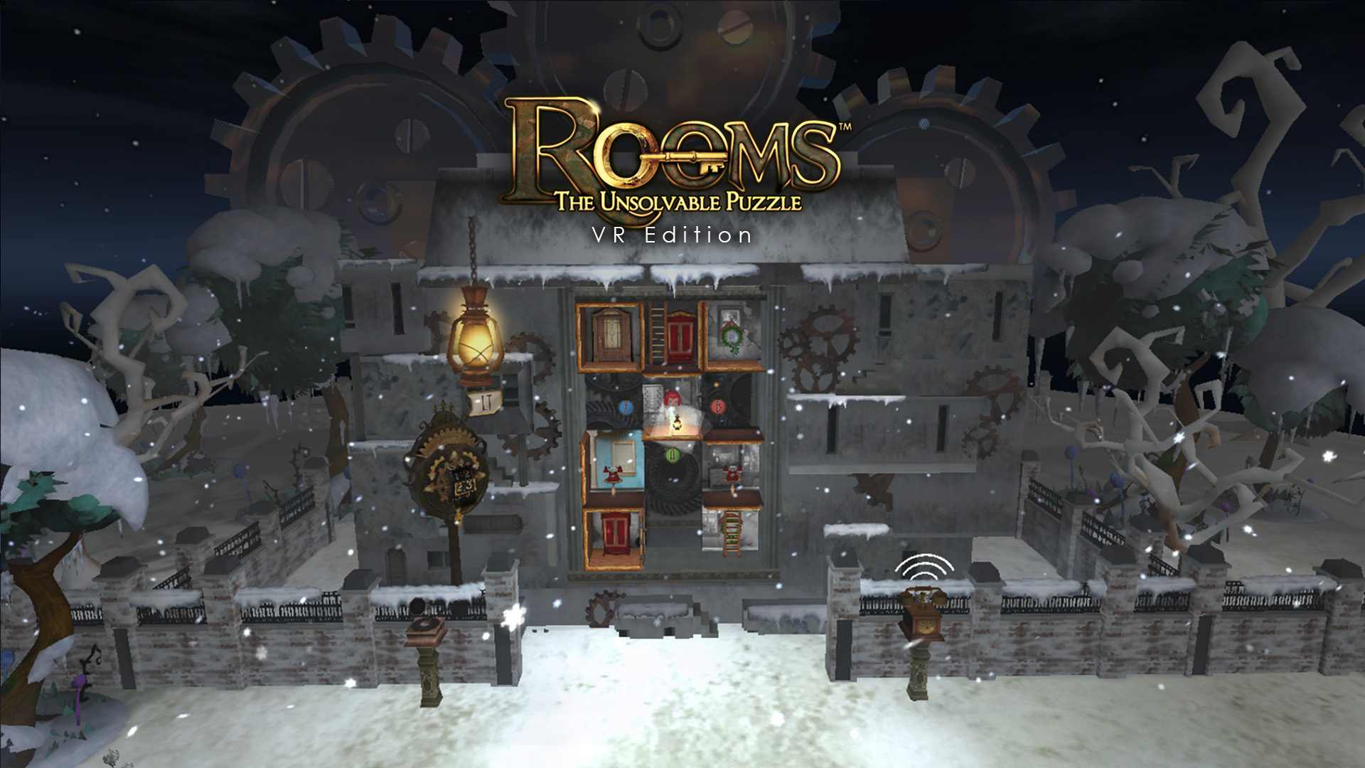 Rooms: The Unsolvable Puzzle screenshot