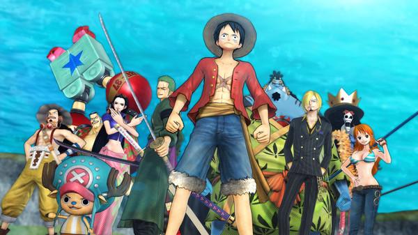 One Piece Pirate Warriors 3 PC CODEX Download