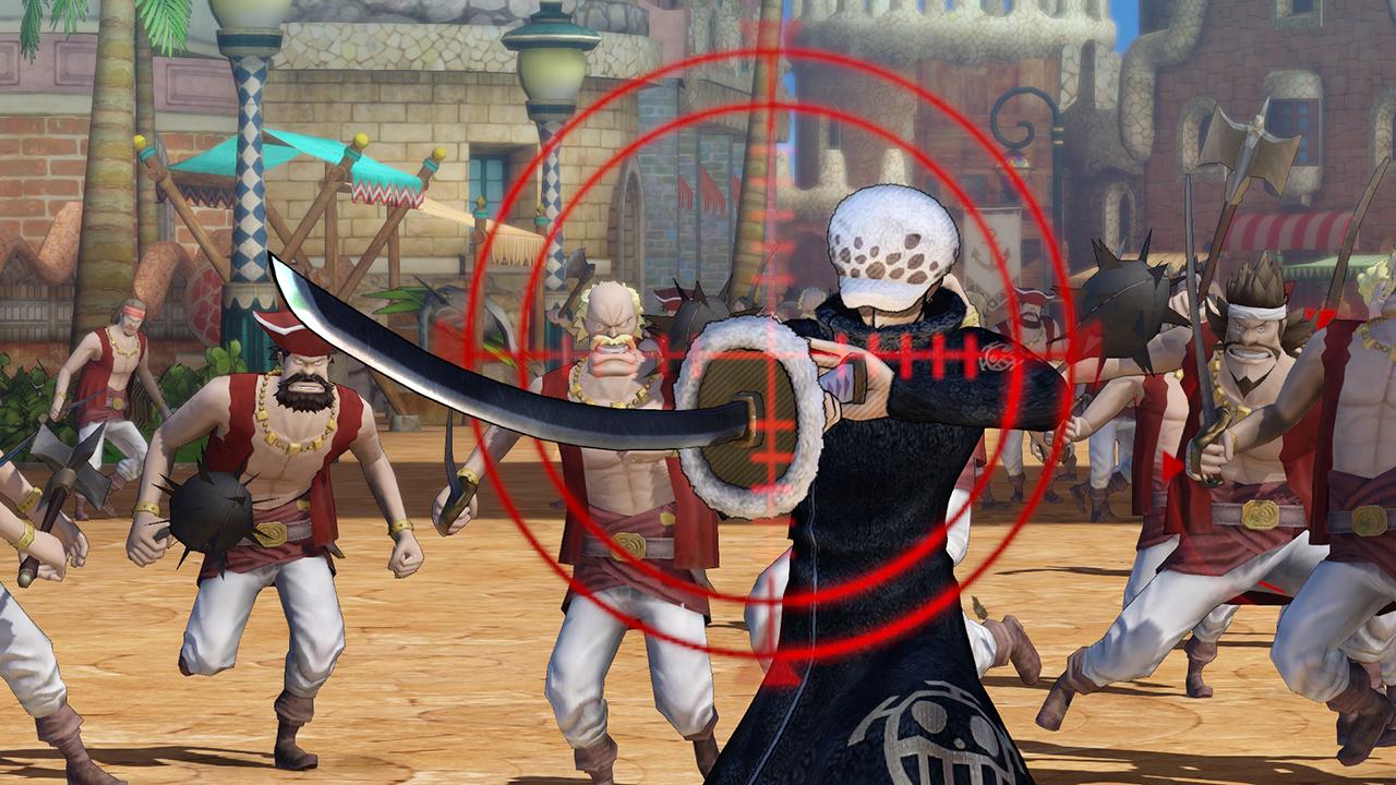 One Piece Pirate Warriors 3 screenshot