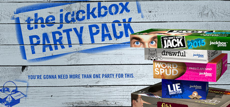 Allgamedeals.com - The Jackbox Party Pack - STEAM