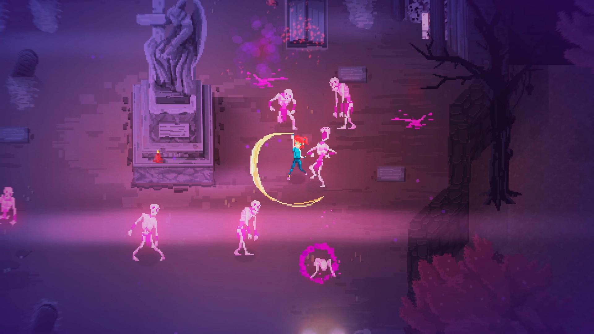 Crossing Souls screenshot