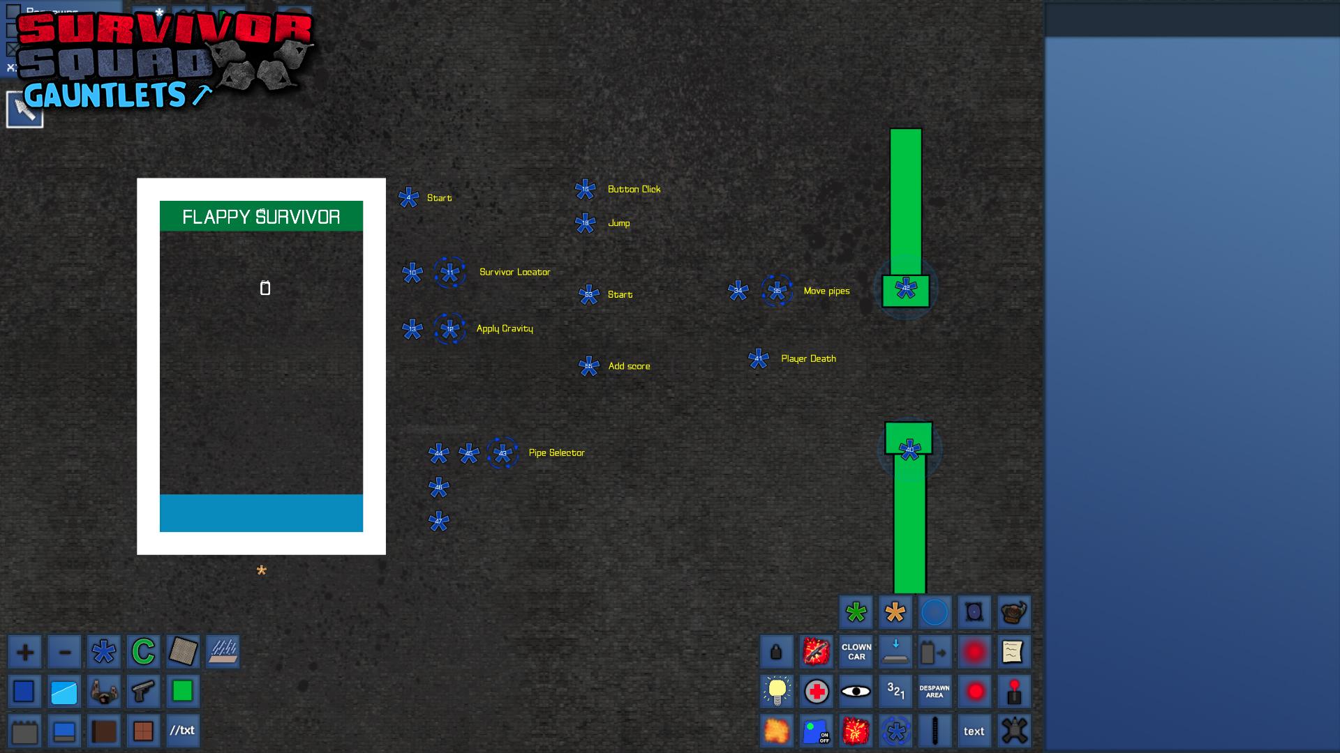 Survivor Squad: Gauntlets screenshot
