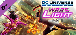 DC Universe Online™ - Episode 12: War of the Light Part II
