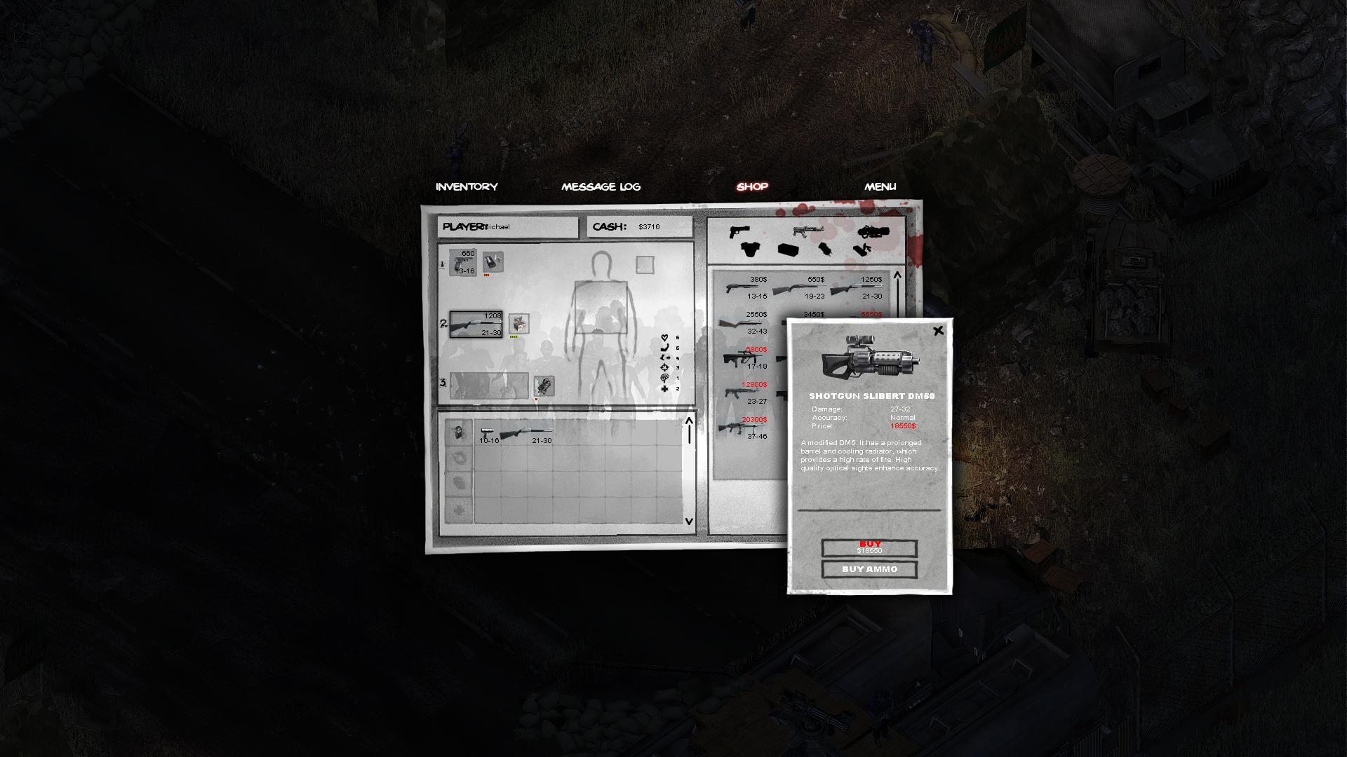 Zombie Shooter 2 screenshot
