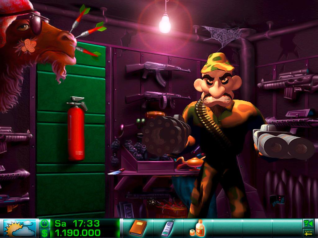 Airline Tycoon Deluxe screenshot