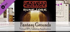 Fantasy Grounds - C&C: Rune Lore